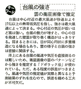 Figure 2-2 Typhoon analysis Prior to the threat   