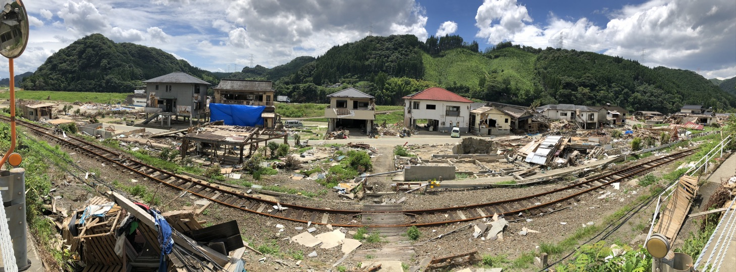 Case Study: Disaster treatment in Kumamoto, Japan