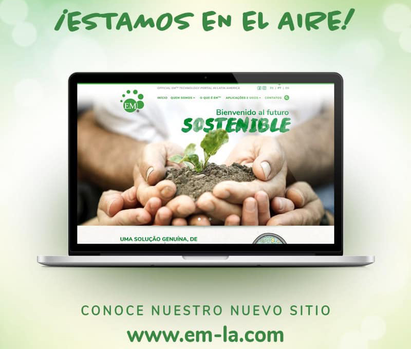 EM Latin America's site is online