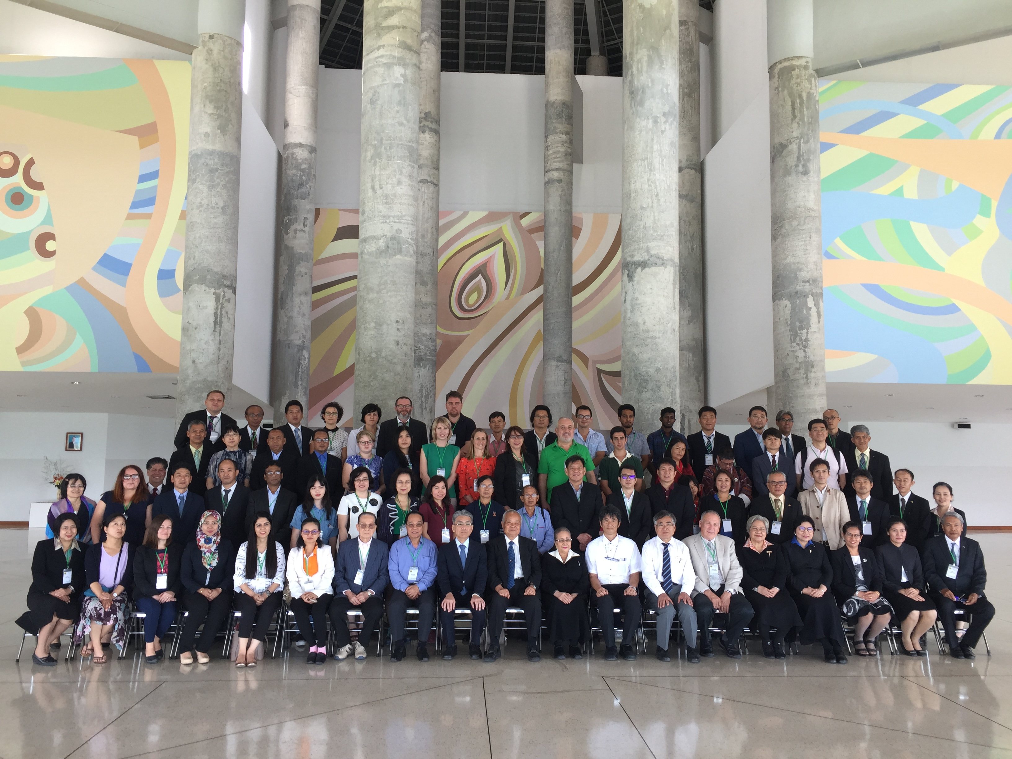 APNAN Meeting 2018 was held in Thailand
